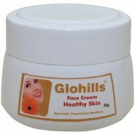 Herbal Hills Glohills 50 g Cream Natural Face Cream