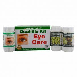 Herbal Hills Ocuhills Kit   Natural Eye care programme
