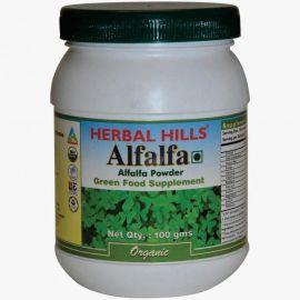Herbal Hills Alfalfa Powder
