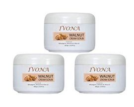 Ivona Walnut Scrub Cream Pack of 3