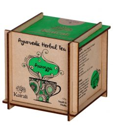 Kairali Aarogya Tea - Health & Vitality (100 grams)