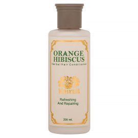 Kairali Orange Hibiscus Herbal Hair Conditioner