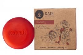 Kairali Beauty Soap - Rose Beauty Bath Soap with Extract Protection (100 grams)
