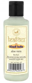 Khadi Leafveda Aloe Vera Moisturising Lotion Cream 210ml
