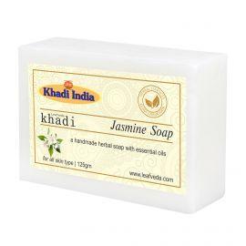 Khadi Leafveda Jasmine Soap Pack of 3 For Bath Essentials 375gm