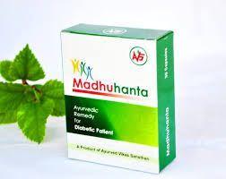 Ayurved Vikas Sansthan Madhuhanta Capsules