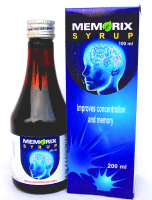 ayurved vikas sansthan Mentarix Syrup