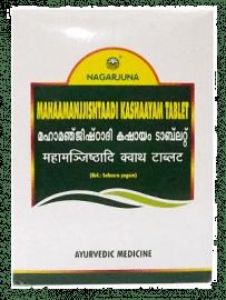 Nagarjuna (Kerala) Manjishtaadi Kashayam Tablet