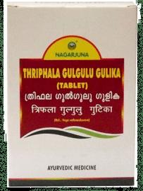 Nagarjuna (Kerala) Thriphala Tablet