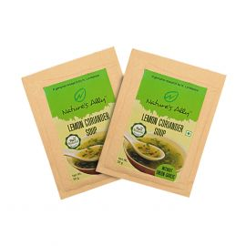 Nature's Ally Lemon Coriander soup ( combo Pack) - 100g