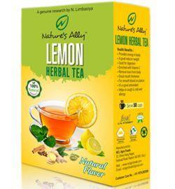Natures Ally Lemon Tea 500g