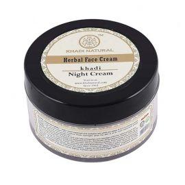 Khadi Natural Ayurvedic Night Cream -50gm