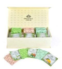 Organic India Cappa Gift Box Tea 60 TB