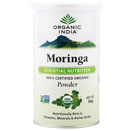 Organic India Moringa Powder 100 grm for Health Care