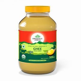 Organic India Organic Desi Ghee 450 ML for Health Care