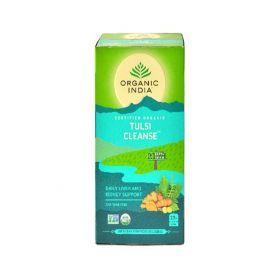 Organic India Tulsi Cleanse Tea 25 TB