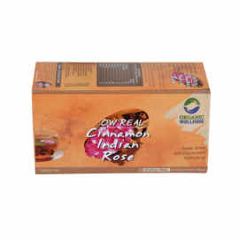 Organic Wellness Real Cinnamon Indian Rose