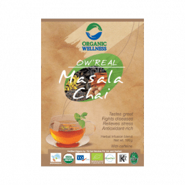 Organic Wellness Real Masala Chai