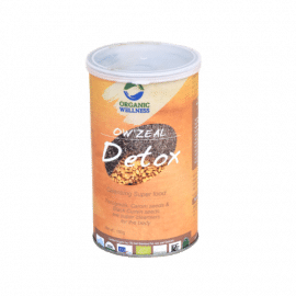 Organic Wellness Zeal Detox (100gm Can)