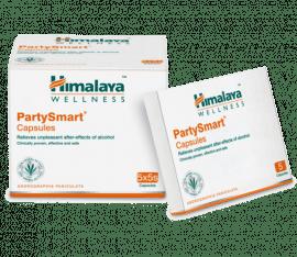 Himalaya Partysmart Capsules