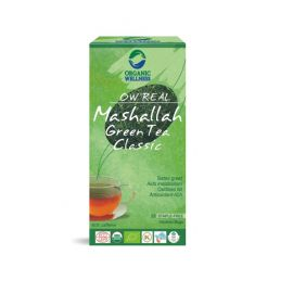 Organic Wellness Real Masala Green Tea Classic