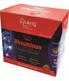 Ayukriti Herbals Rheuminon Capsule - 10*10 Tablets