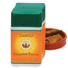 Zandu Sitopaladi Churna