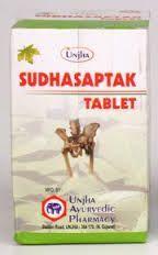Unjha Sudhasaptak Tablet