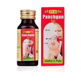 Unjha Panchgun Tail