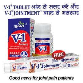 Kudos V-1 Tablet + V-1 Jointment