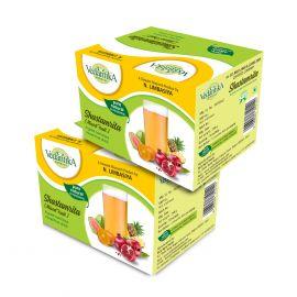 Vedantika Herbals Shashatmrita Energy drink (combo Pack) - 500g