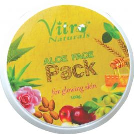 VITRO Aloe Face Pack 100GM