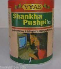 Vyas Shankhpushpi tablet