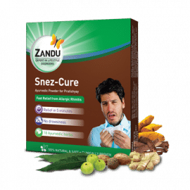 Zandu Snez-Cure
