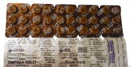 Zandu Triphala Tablet