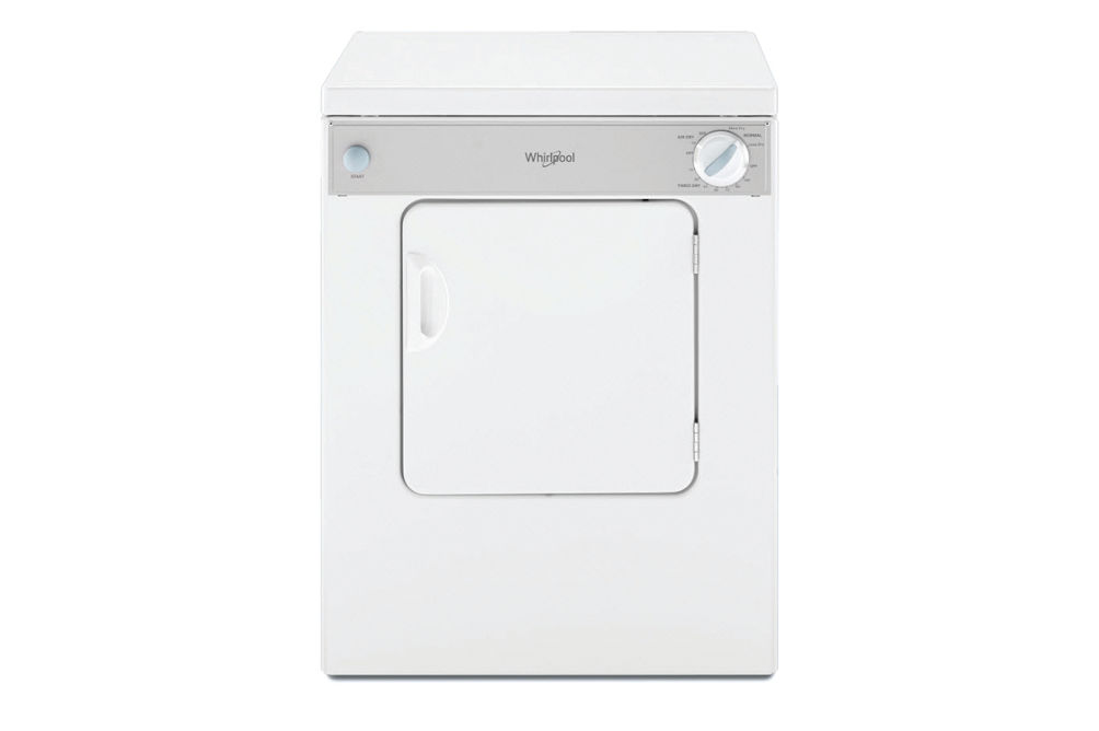 Whirlpool 3.4 Cu. Ft. Compact Dryer