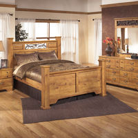 "Signature Design by Ashley ""Bittersweet"" 6-Piece Queen Bedroom Set"