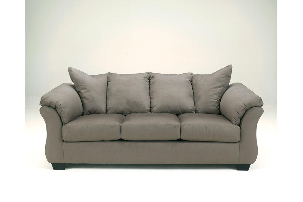 Signature Design by Ashley Darcy Cobblestone Sofa
