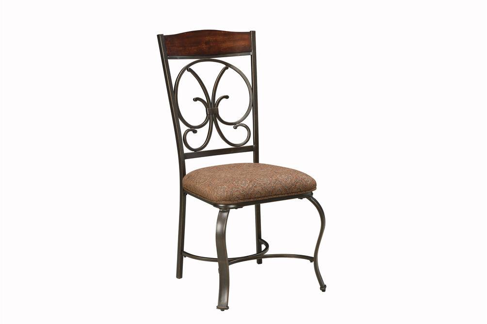 Signature Design by Ashley Glambrey 5-Piece Dining Set- Chair