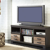 Signature Design by Ashley Harlinton TV Stand- Room View