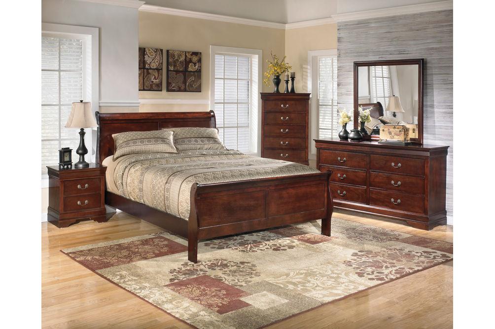 Signature Design by Ashley Alisdair 6-Piece Queen Bedroom Set