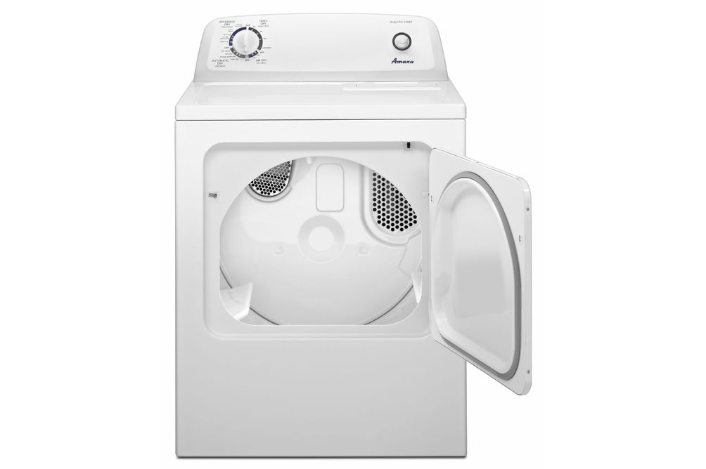 Amana 6.5 Cu. Ft. Top Load Electric Dryer