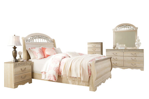 Signature Design by Ashley Catalina 7-Piece Queen Bedroom Set
