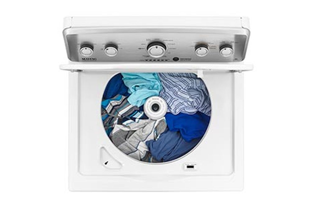 Maytag 4.2 Cu. Ft. Washer- Open View