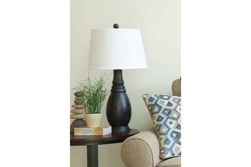 Signature Design by Ashley Sydna Lamp- Room View