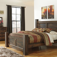 Signature Design by Ashley Quinden 7-piece King Bedroom Set