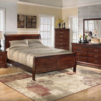 Signature Design by Ashley Alisdair 7-piece King Bedroom Set- Room View