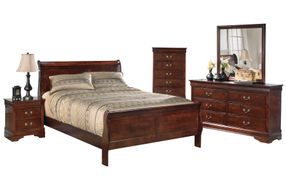 Signature Design by Ashley Alisdair 7-piece King Bedroom Set