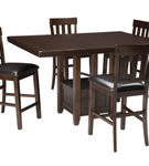 Signature Design by Ashley Haddigan 5-piece Dining Set