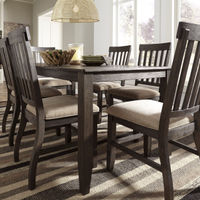 Signature Design by Ashley Dresbar 7-piece Dining Set- Room View